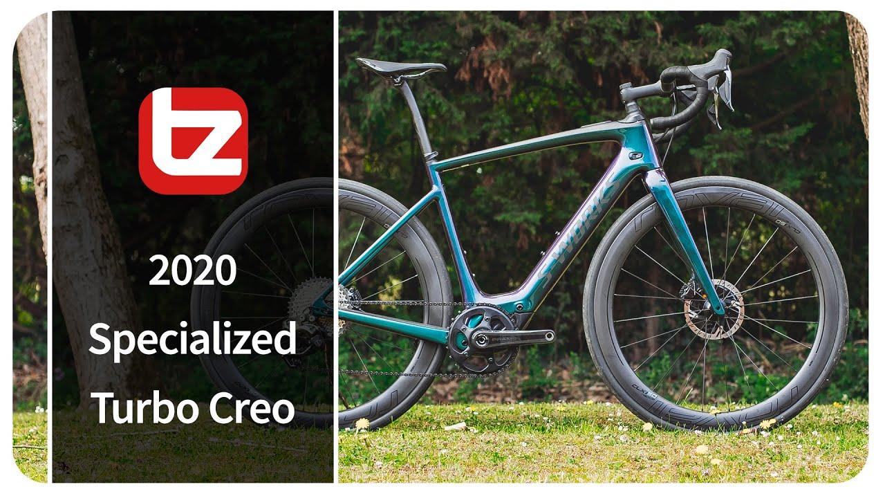 2020 Specialized Turbo Creo SL | First Look | Tredz Bikes