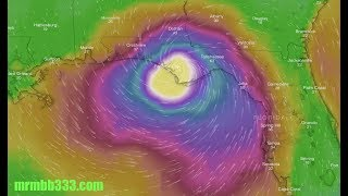 "*NEW* - BIG Storm Brewing - ""Hurricane Michael"" forming in WARM Gulf of Mexico"