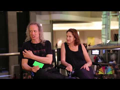 Martin Robinson and Annie Evans @ Dragon Con 2017 [dragoncontv]