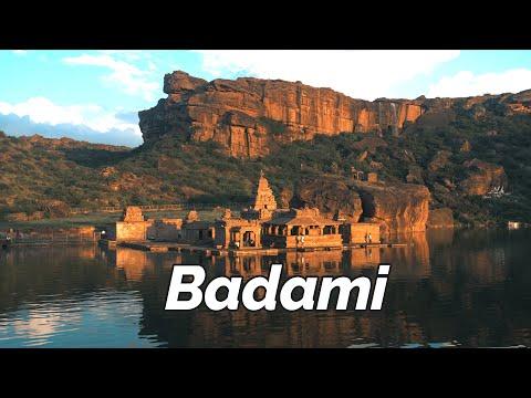 Badami | Vatapi | Cave temples | Chalukya Dynasty