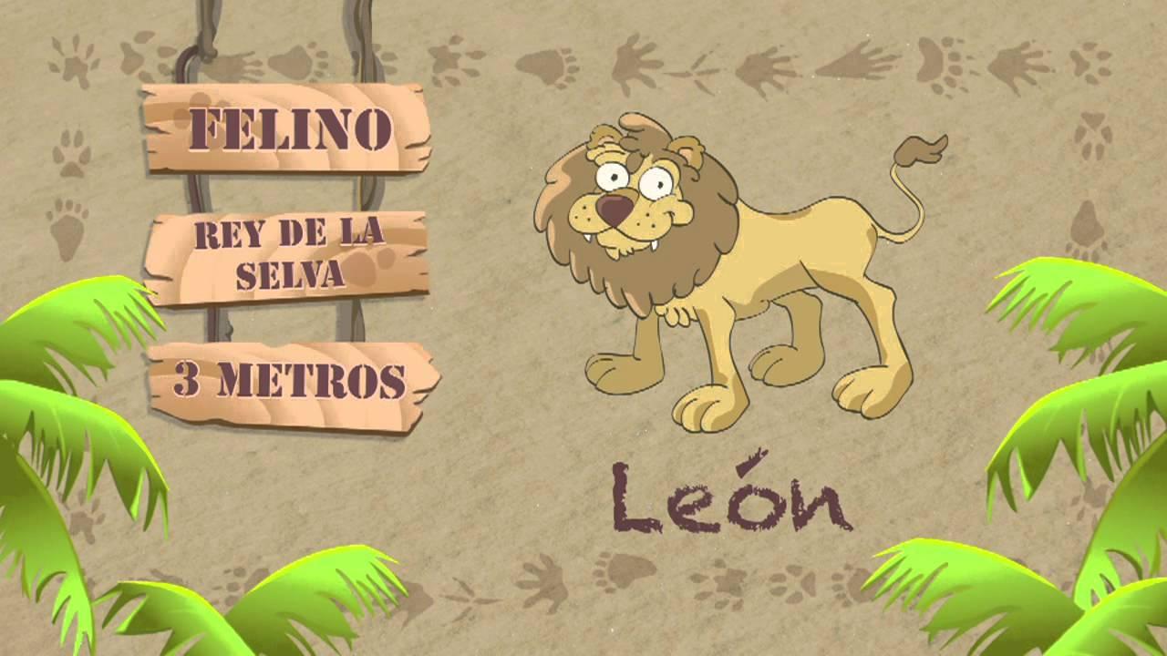 Las caracter sticas del le n youtube for Cuales son las caracteristicas de un mural