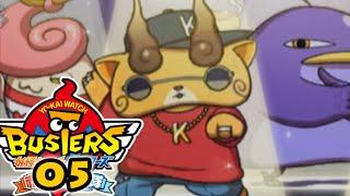 YO-KAI WATCH BUSTERS #5 FR - KJ, yo ! Komajiro KASSOS !