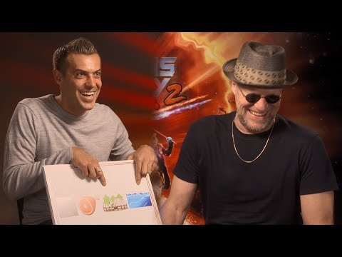 Guardians Of The Galaxy's Michael Rooker takes on the Emoji Quiz ⚽