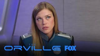 Kelly Confirms Gordon's Request To Take The Command Test | Season 2 Ep. 4 | THE ORVILLE