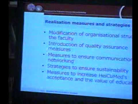 Medical Education Conference the Need for Offices of Medical Education Part 1,University of Khartoum