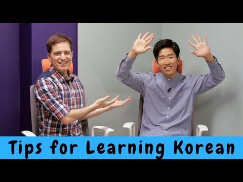 Hyunwoo's Tips for Learning Korean (Beginner & Intermediate) [TTMIK] | Glass with Billy Ep. 6