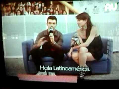 Joe Jonas - Hello Latin America! MTV Güik