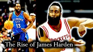 The Rise of James Harden