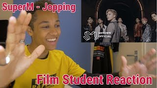 Download lagu Film Student Reacts to SuperM 슈퍼엠 'Jopping' MV | First Reaction/Analysis