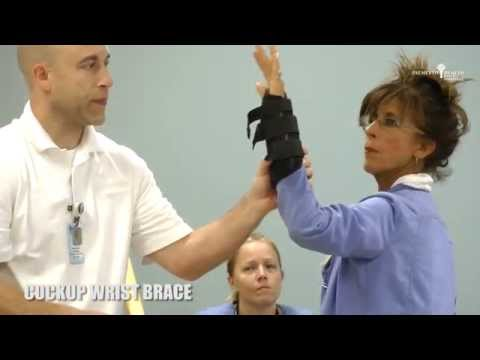 In Service Orthopedic Slings and Braces