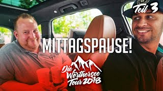 JP Performance - Mittagspause! | Die Wörthersee Tour 2018 | Teil 3