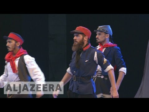 Argentina: Dancers gather for 2018 Malambo Festival 🇦🇷