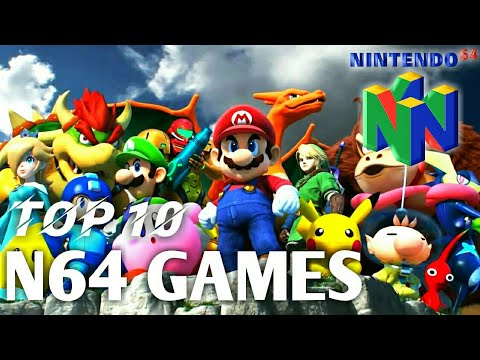 Top 10 N64 Games For Android (HINDI)