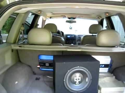 2000 jeep grand cherokee sound system youtube. Black Bedroom Furniture Sets. Home Design Ideas