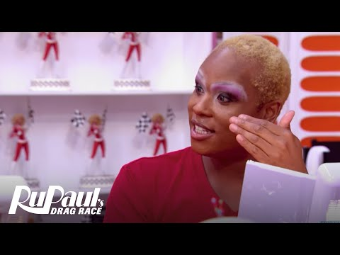 Peppermint Discusses Bullying in High School | RuPaul's Drag Race Season 9 | Now on VH1!