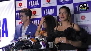Full Uncut YAARA Song Launch Mamta Sharma Manjul Khattar Arishfa Khan