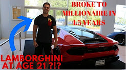 BROKE TO 21 YR OLD MILLIONAIRE IN 1.5 YEARS