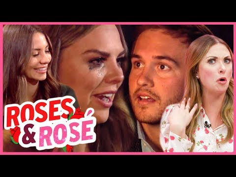 The Bachelor: Roses and Rose: Peter Webers Premiere Takes Flight Into Hannah Browns BOMBSHELLS