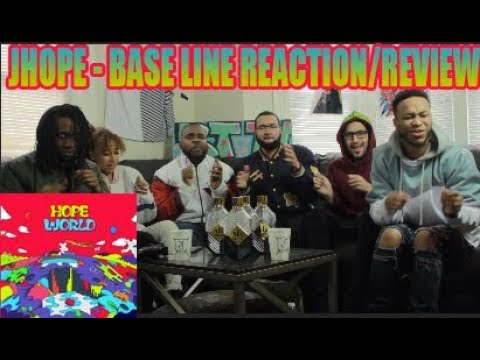 FIRST J-HOPE - BASE LINE REACTION/REVIEW HOPE WORLD