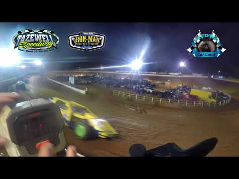 Speed Radar - Open Wheel - 9-3-17 Tazewell Speedway