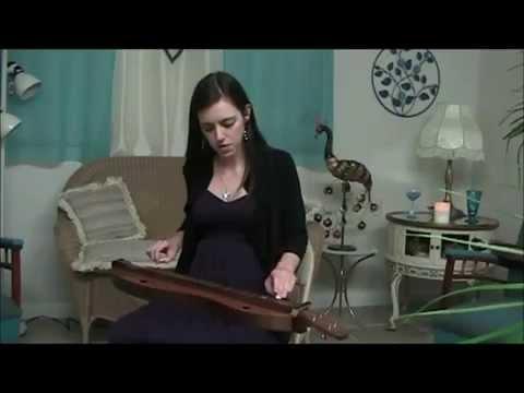 Jessica Comeau- Auld Lang Syne (Mountain Dulcimer)