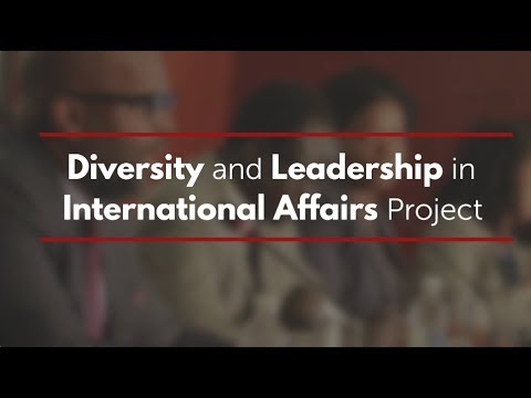 Why Diversity Matters in Foreign Affairs