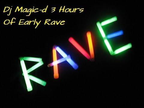 Dj Magic d 3 Hours Of Early Rave Vinylmix
