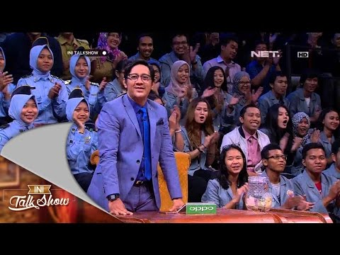 Ini Talk Show 9 Desember 2015 - Chico Jericho - Part 1