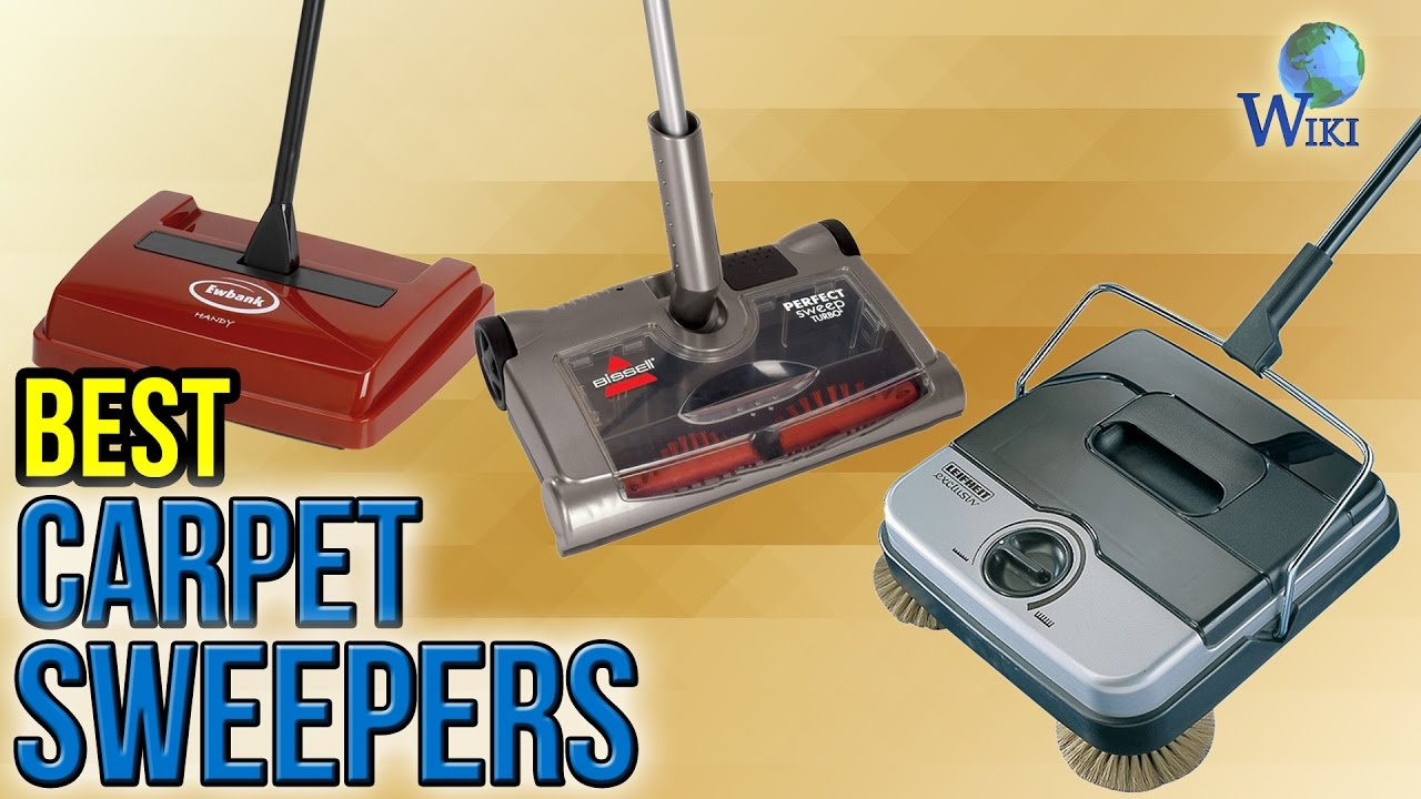 9 best carpet sweepers