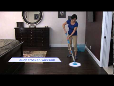 Hurricane Spin Mop   Mediashop.TV