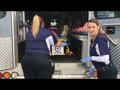 Morgan County Teen Maze 2017 - Mock Accident