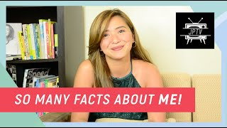 So Many Facts About Me! | Joyce Pring TV