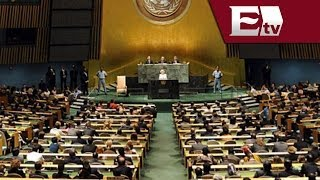 México, nuevo miembro del Consejo de Derechos Humanos de la ONU / Andrea Newman