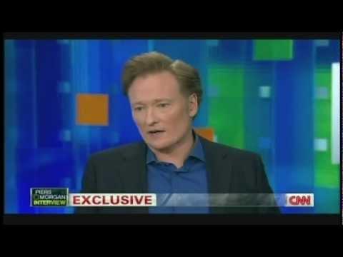 Conan O'Brien Interview with Piers Morgan (June 25, 2012) [1/5]