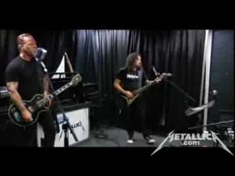 Metallica: Rock & Roll Hall of Fame 25th Anniversary Rehearsals (MetOnTour - New York, NY - 2009)