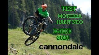 CANNONDALE MOTERRA & HABIT NEO 2020 E-BIKE