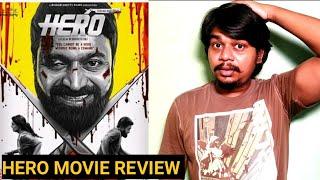 Likhith Shetty tarafından Hero Movie Review | Rishab Shetty |