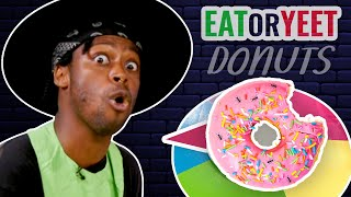 Spin The Wheel, Eat The Donut! (Eat It or Yeet It #16)