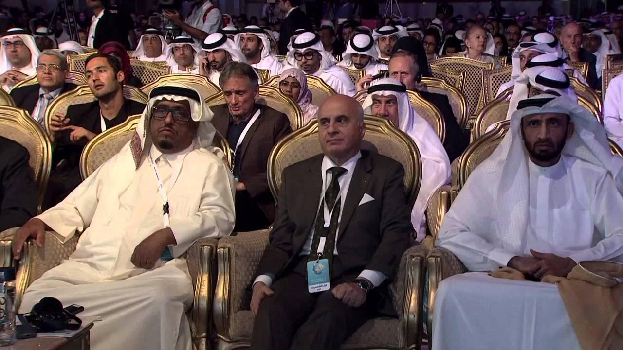 افتتاح قمة المعرفة 2015 بحضور صاحب السمو الشيخ محمد بن راشد آل مكتوم