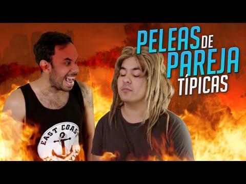 PELEAS DE PAREJA TÍPICAS - VIDEOBLOG