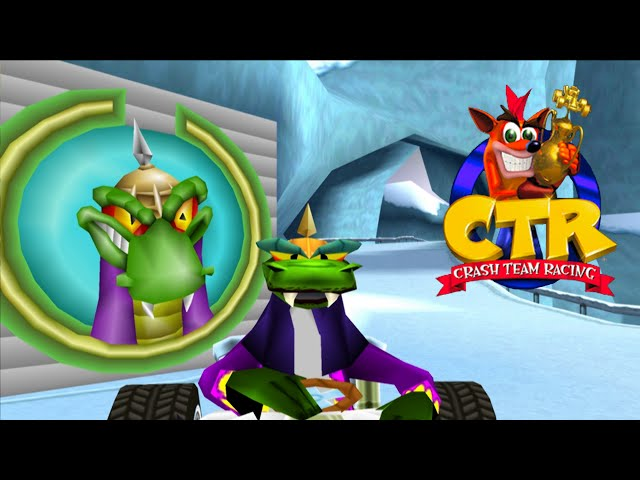 Crash Team Racing // Ps1 // Aventura #5