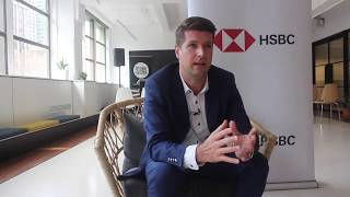 HSBC Australia CIO Ben Tabell speaks about operational excellence