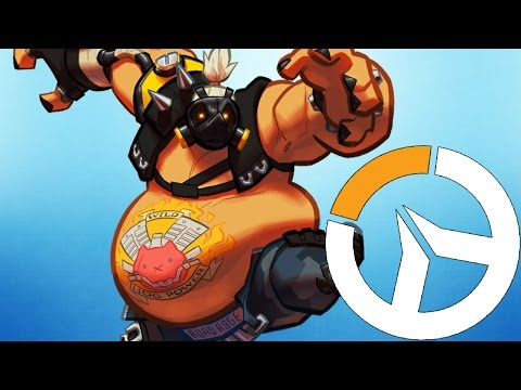 Roadhog LOUKO! - Overwatch Way to TOP 500!