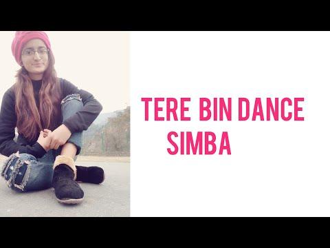 Tere bin dance !! Simba !!