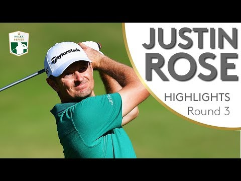 Justin Rose Highlights | Round 3 | 2018 Turkish Airlines Open