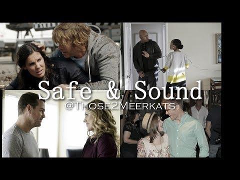 NCIS: Los Angeles//Safe & Sound//Eric & Nell//Kensi & Deeks//Sam & Michelle//Callen & Anna
