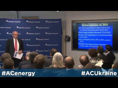 Report Launch: Securing Ukraine's Energy Sector