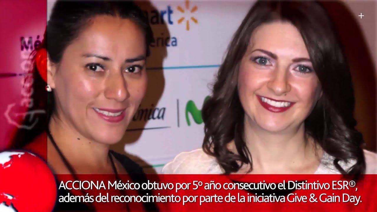 ACCIONA México 1 año: 2015