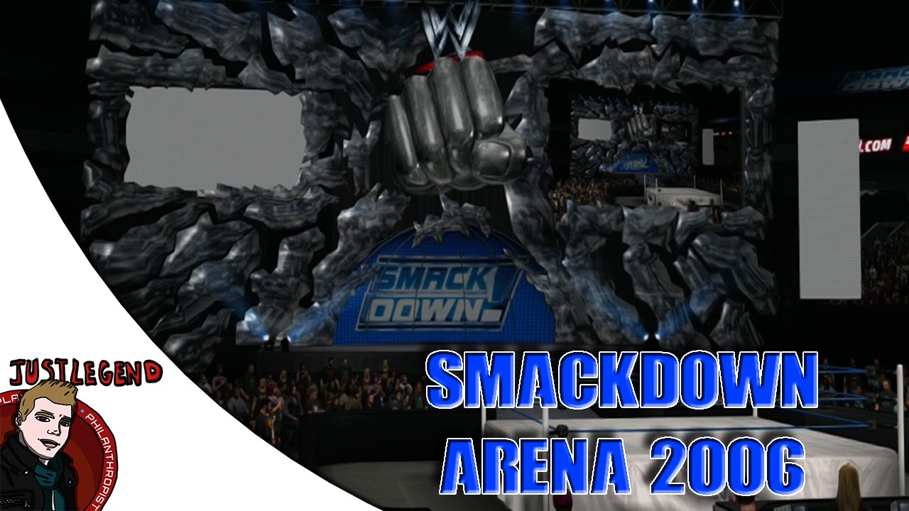 wwe smackdown 2006