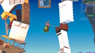 getting over it speedrun. 5:46